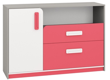 ML Meble Chest Of Drawers IQ 09 Pink