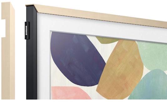 Samsung Customizable Frame 32'' Beige