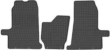 Резиновый автомобильный коврик Frogum Ford Transit VI Front, 3 шт.