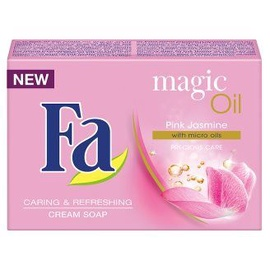 Fa Magic Oil Pink Jasmine 90g Bar Soap1