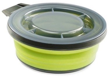 Трансформируемая посуда GSI Outdoors Escape Collapsible Bowl & Lid Green 651ml