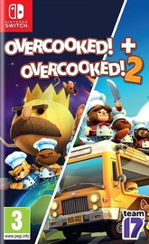 Overcooked! Special Edition + Overcooked! 2 SWITCH