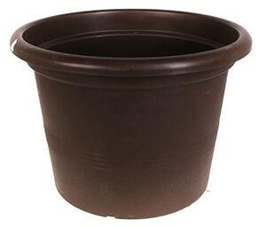 Verners Campanula Flower Pot Brown 50cm