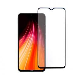 Glass cover Xiaomi Redmi Note 8 black