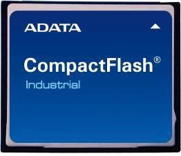 Adata 512MB Industrial CF SLC Memory Card