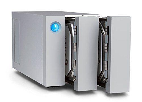 LaCie 12TB 2big Thunderbolt 2 USB 3.0