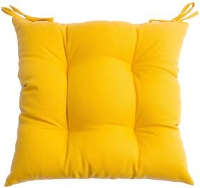 Home4you Frankfury 2 Chair Pad 40x40cm Yellow
