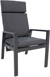 Home4you Garden Chair Tomson Dark Gray