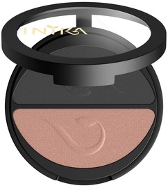 Inika Pressed Mineral Eye Shadow Duos 3.9g Black Sand