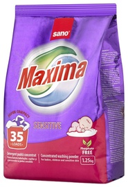 Sano Maxima Sensitive Concentrated Washing Powder 1.25kg