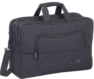 "Rivacase Notebook Bag Tegel 17.3"" Black"