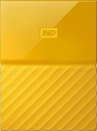Western Digital 3TB My Passport USB 3.0 Yellow WDBYFT0030BYL-WESN