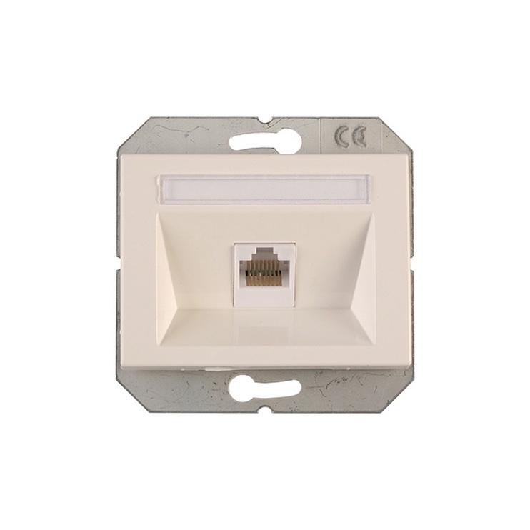 Kompiuterio lizdas Vilma XP500, baltos spalvos