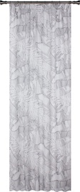 Uniglob Musa Day Curtains 140x245cm Grey