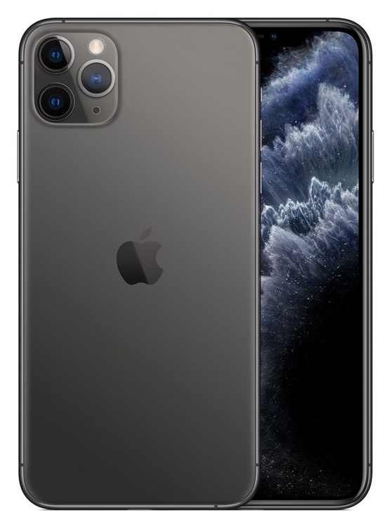 Mobilus telefonas Apple iPhone 11 Pro Max 256GB Space Grey