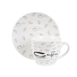 Tass taldrikuga Orlando, 250 ml