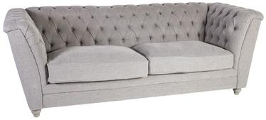 Home4you Sofa Watson-3 Gray/Beige 11959