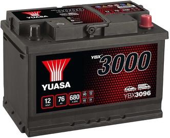 Аккумулятор Yuasa YBX3096, 12 В, 76 Ач, 680 а