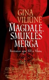 Knyga Magdalė. smuklės merga