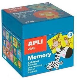 Apli Kids Memory Animals 13865