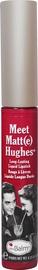 TheBalm Meet Matt(e) Hughes Long-Lasting Liquid Lipstick 7.4ml Romantic