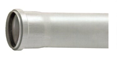 Kanalizācijas caurule Bees D50x500mm, PVC