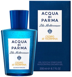 Acqua di Parma Cedro di Taormina 200ml Invigorating Shower Gel