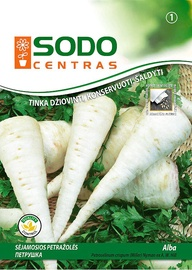 Pētersīļu sēklas Sodo Centras Alba, 2 g