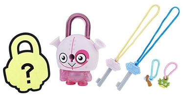Hasbro TCL Lock Stars 2 Series Pink Robot Dog E3657P