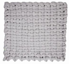 Lulando Art Collection Braid Velvet Mat Grey