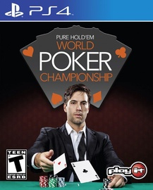 Pure Hold'em World Poker Championship PS4