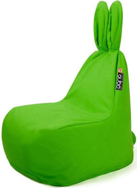Qubo Bean Bag Baby Rabbit Green Tea Pop Art103282