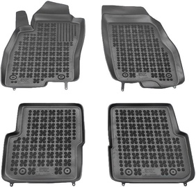 REZAW-PLAST Fiat Punto III 2012 Rubber Floor Mats