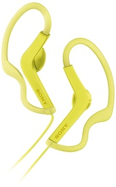 Ausinės Sony MDR-AS210 Yellow