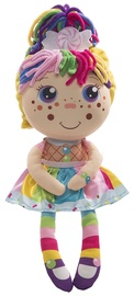 Flip Zee Girls Zandy Candy Sweet & Cuddly 2-In-1 Plush Doll