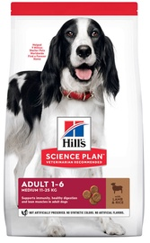 Hill's Science Plan Medium Adult w/ Lamb And Rice 2.5kg