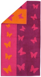 Bradley Towel 70x140cm Pink/Orange