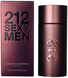 Kvepalai Carolina Herrera 212 Sexy 100ml EDT