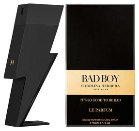 Parfimērijas ūdens Carolina Herrera Bad Boy Le Parfum 50ml EDP