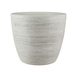 Вазон Cermax Aged Flower Pot 320 15cm White 30215B