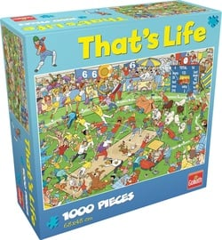 Goliath Thats Life Puzzle Cricket 1000pcs 71427.106