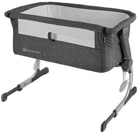 KinderKraft UNO Baby Cradle 2-In-1 Grey
