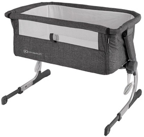 KinderKraft UNO Baby Cradle 2-In-1 Grey
