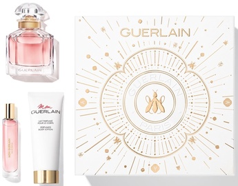 Набор для женщин Guerlain Mon Guerlain 50 ml EDP + 75 ml Body Lotion + 10 ml EDP
