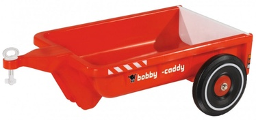 BIG Bobby Caddy Trailer Red