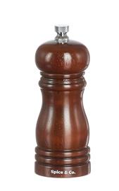 Pipirų ir druskos malūnėlis Bisetti, 13,5 cm