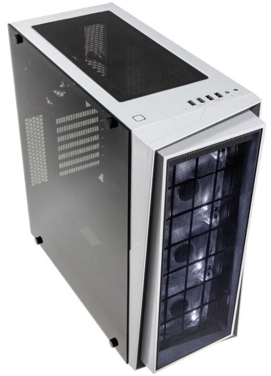 SilverStone Midi Tower Black/Silver