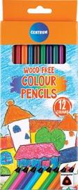 Цветные карандаши Centrum, 89152, 12 шт.