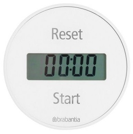 Brabantia Magnetic Kitchen Timer White