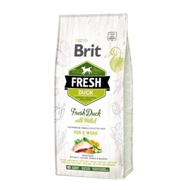 Brit Adult Fresh Duck With Millet Run & Work 2.5kg